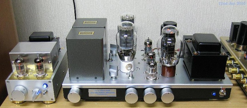2A3/45 Compatible Amplifier on 2010 Atacama