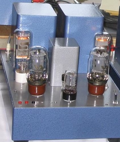 Hatt Audio Amplifier 2014