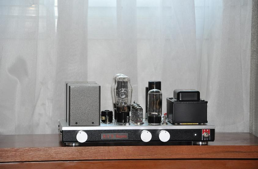 Kayra 2A3 single ended amplifier in turkey