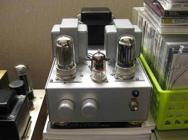 4P1L Single Ended Amplifier May 2014
