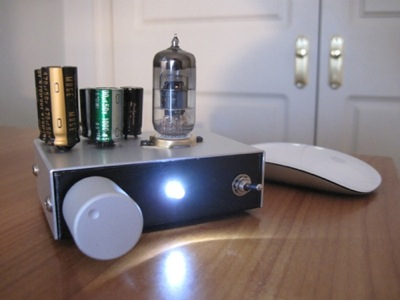 Yaha Amplifier Made in Chile