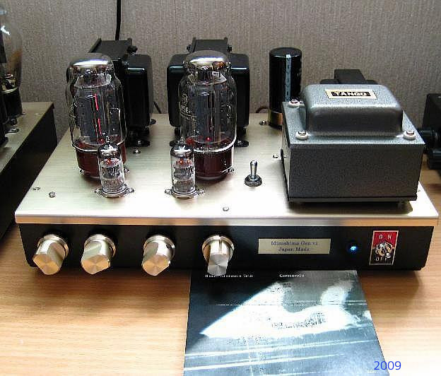 EL156 China Single Ended Amplifier 2009