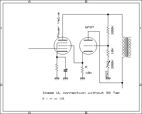 actual circuit of intead UL