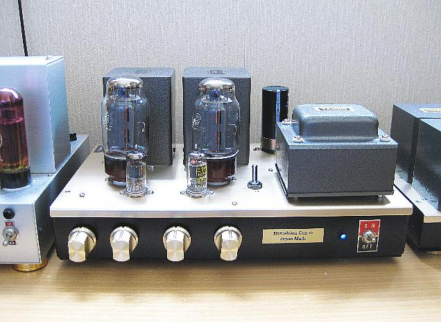 EL156 Single Ended Amplifier