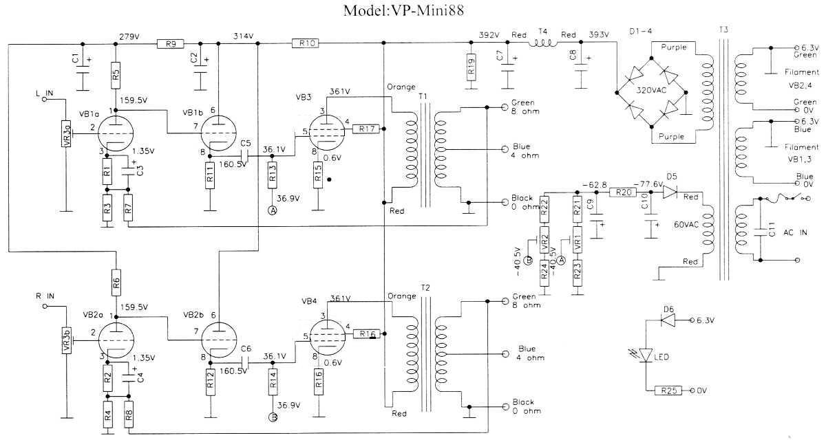 most famouse amplifier circuit
