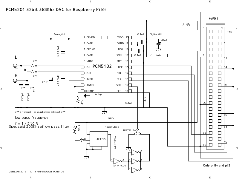 schematic diagram add buffer circut 10th Apr 2015