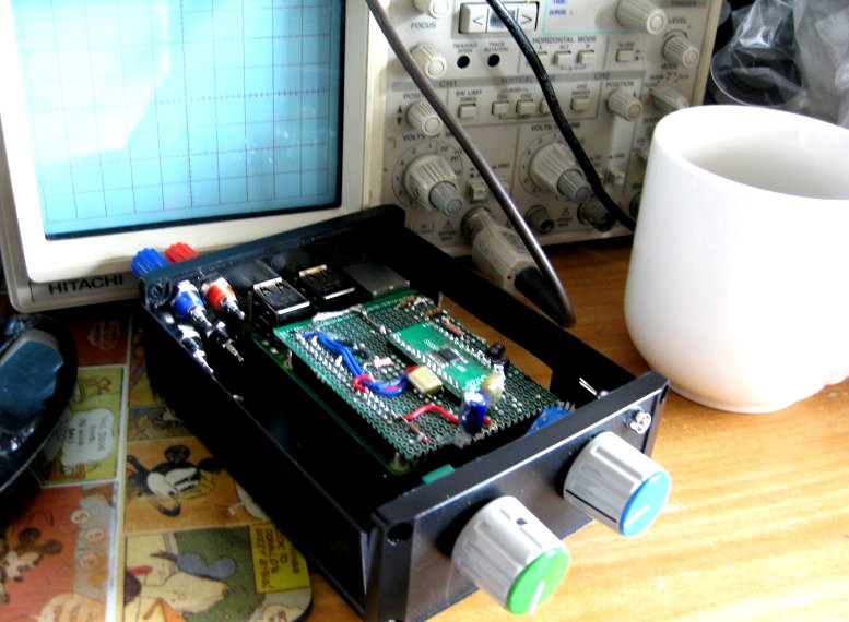 Pi2 + Power Amp
