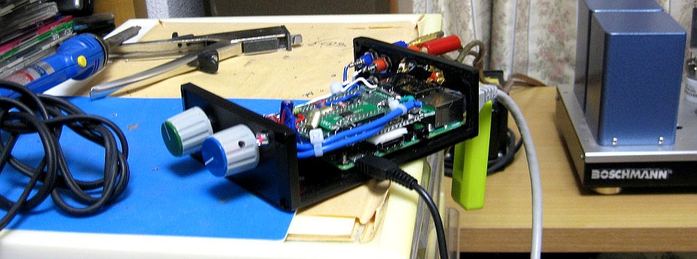 small amp with Rasp2